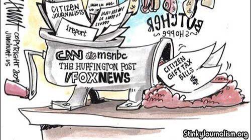 Los periodistas ciudadanos tendrán que pagar impuestos en EE.UU