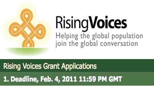 Rising Voices puede ayudarte a financiar tu medio ciudadano con 4.000$