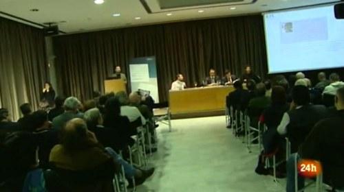 La presentación del libro de Periodismo Ciudadano en Cámara Abierta 2.0