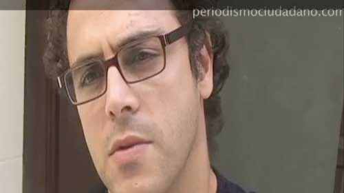 """Slim Amamou: """"el #periodismociudadano fue muy importante en las revueltas en Túnez"""""""
