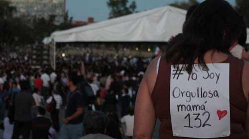 La Primavera Mexicana: #YoSoy132