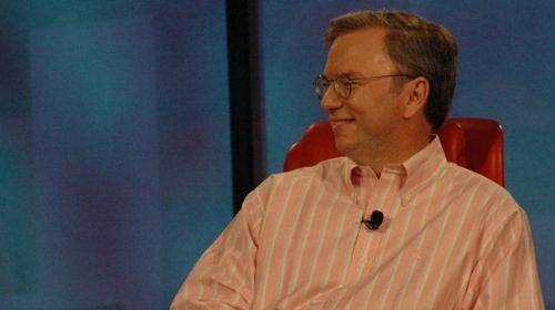 """El presidente de Google: """"el contenido generado por los ciudadanos va a definir el futuro de la humanidad""""."""