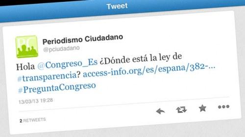¿Qué pasó con la Ley de Transparencia en España?