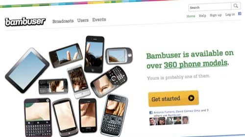 Associated Press firma un acuerdo con Bambuser