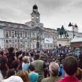 #15M #AcampadaGranada participa en el encuentro nacional en Madrid