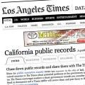L.A. Times pide la colaboración de sus lectores para crear un repositorio de documentos públicos