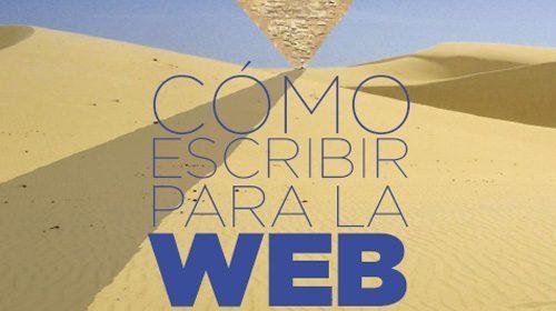 Cómo Escribir para la Web, un manual en PDF del Centro Knight para el Periodismo en las Américas