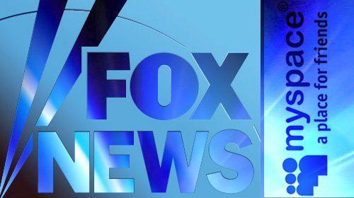 Fox News y MySpace se unen en un proyecto de periodismo ciudadano