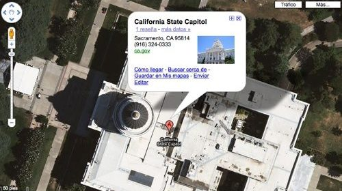 Terrorismo, censura y Google Maps