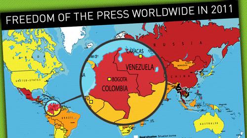 Colombia: reportera ciudadana de SoyPeriodista.com recibe amenazas de muerte por sus denuncias
