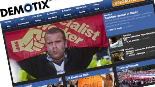 Jonathan Tepper, Turi Munthe y el nuevo Demotix