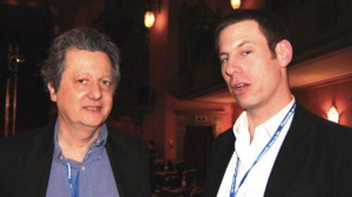 """Pierre Haski y Turi Munthe: """"los contenidos de pago en los medios no tienen futuro"""""""
