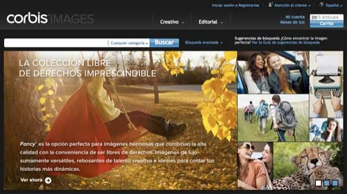 Corbis, la agencia audiovisual de Bill Gates, compra Demotix