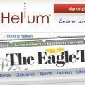 The Eagle-Tribune llega a un acuerdo de colaboración con Helium