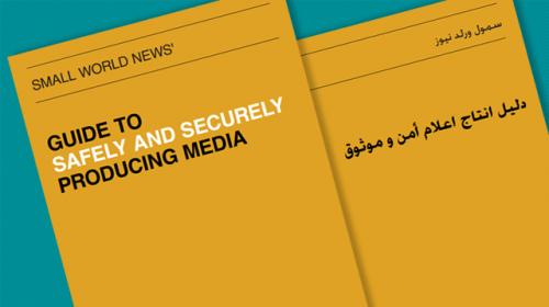 Guías para el periodismo ciudadano en situaciones de riesgo