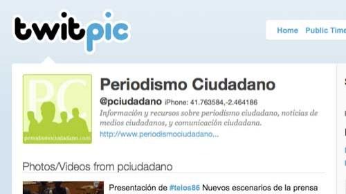 Twitpic lanza soporte para vídeo en #Twitter
