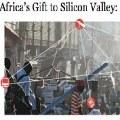 """África a la cabeza de la innovación con """"Ushahidi"""""""