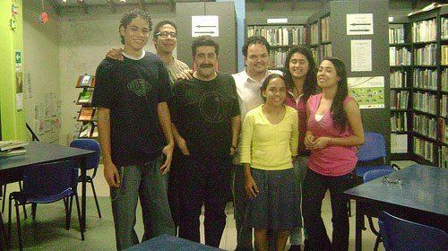 Los ConVerGentes de Hiperbarrio renuevan sus entusiasmos por acercar La Loma al mundo