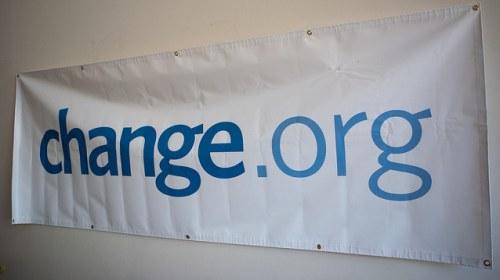 Change.org como fuente de historias periodísticas