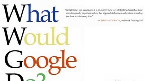 """""""What Would Google Do?"""" es el último libro de Jeff Jarvis"""