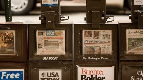 Cierres de periódicos: ¿a alguien le importa?