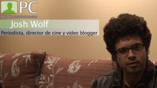 Josh Wolf: Relato de un periodista y blogger tras las rejas