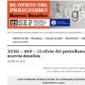 Presente, pasado y futuro del oficio de periodista a debate en el SEP