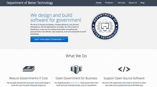 Procure.io: un software de código abierto para mejorar las contrataciones públicas