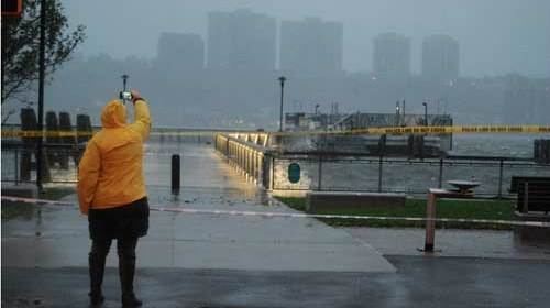 Cómo usar Twitter en medio de un huracán #Sandy