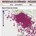 Hero Reports: geolocalizando comportamiento social positivo en Ciudad Juárez