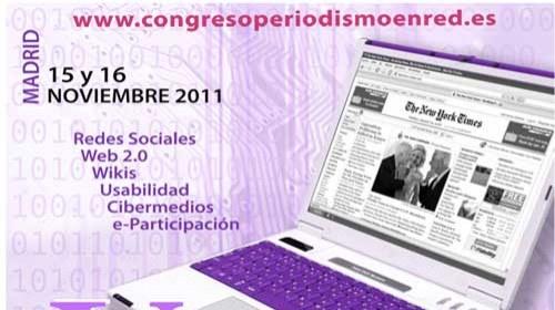 V Congreso Internacional de Periodismo en Red de la Universidad Complutense