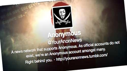 Your Anon News (YAN): la plataforma de periodismo ciudadano de Anonymous
