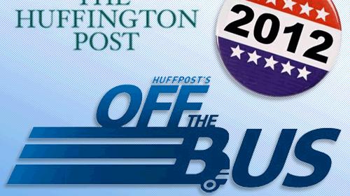 El HuffPost reflota OffTheBus para las presidenciales del 2012 en EE.UU.