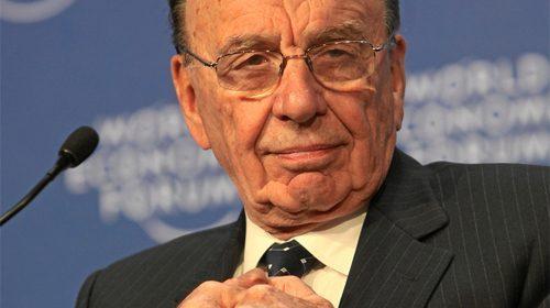 """Rupert Murdoch: """"Facebook es un directorio"""""""