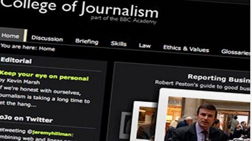 """La BBC lanza su Academia de Periodismo para """"estimular un periodismo ciudadano de mayor calidad"""""""