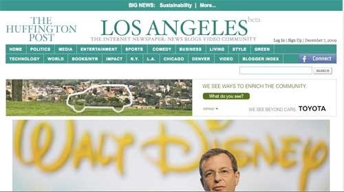 El Huffington Post continúa su expasión local en Los Ángeles
