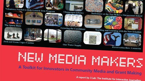 New Media Makers: toolkit para creadores y financiadores de nuevos medios