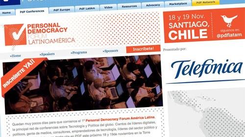 Periodismo Ciudadano y Derechos Humanos en el Personal Democracy Forum Latinoamérica