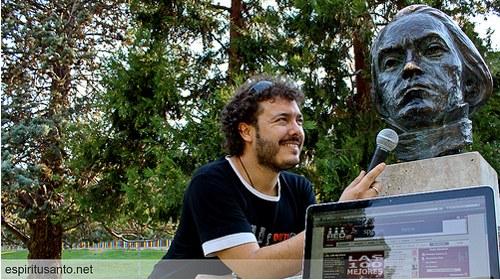 Miguel Ángel Díez Ferreira destaca la crisis de modelo que sufren los medios tradicionales