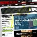 Michael Moore crea High School Newspaper, un espacio de periodismo ciudadano para estudiantes