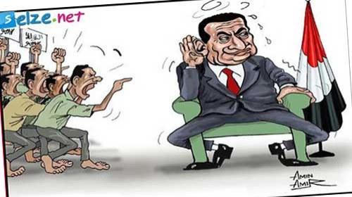 Mubarak desoye a los ciudadanos. Las protestas continúan en #Egypt