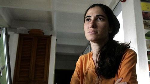 Yoani Sánchez denuncia haber sido retenida y agredida por agentes de la seguridad cubana
