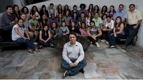 """Bruno Garcez: """"Cada vez veremos más formas de colaboración entre periodistas profesionales y periodistas ciudadanos"""""""