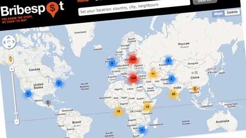 BribeSpot: una aplicación para combatir la corrupción a través de tu smartphone