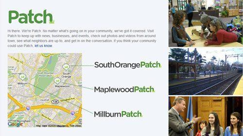 Patch, una plataforma para el periodismo hiperlocal financiada por un ejecutivo de Google