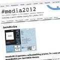 #Media2012: periodismo ciudadano y profesional colaborando en los JJ.OO 2012