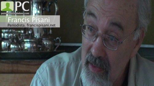 """Francis Pisani: """"Las energías de la información tienen un potencial perturbador"""""""