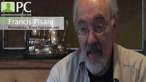 Francis Pisani y los medios de participación ciudadana