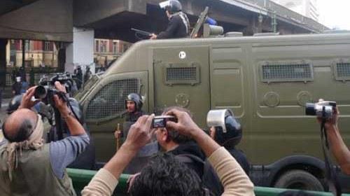 Witness: herramientas para la protección de los activistas en #Egipto #jan25