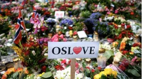 El atentado en #Oslo tras las redes sociales
